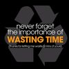 wasting-time